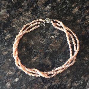 Jewelry - Freshwater pearl torsade